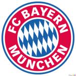 How to Draw Bayern, Munich, Football Logos