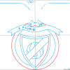 How to Draw Benfica, Football Logos