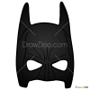 How to Draw Batman Mask, Face Masks