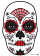 How to Draw Mexican Death Mask, Face Masks