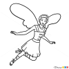 How to Draw Taylor, Fairies