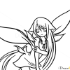 How to Draw Anime Fairie 1, Fairies