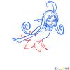 How to Draw Anime Fairie 3, Fairies