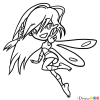 How to Draw Chibi Fairy, Fairies