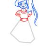 How to Draw Ariel Sea Fairy, Fairies