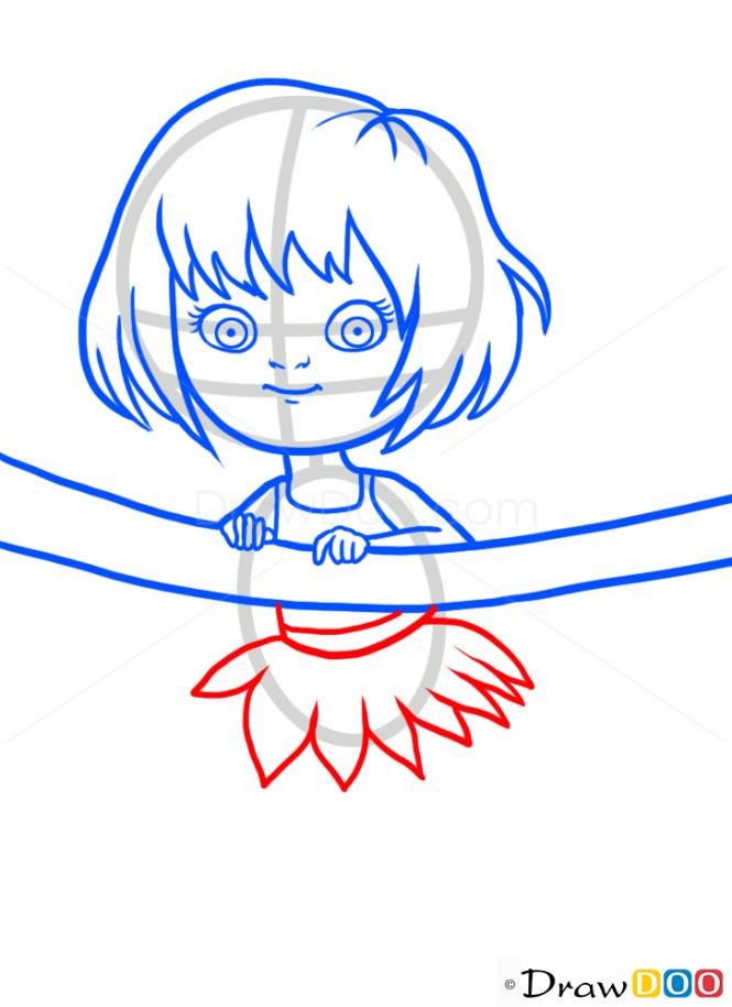 How to Draw Cartoon Fairy, Fairies