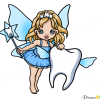 How to Draw Tooth Fairy, Fairies