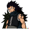 How to Draw Gajeel Redfox, Fairy Tail