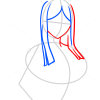 How to Draw Minevra Orlando, Fairy Tail
