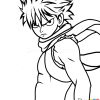 How to Draw Natsu Dragneel, Fairy Tail