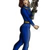 How to Draw Sole Survivor Wife, Fallout
