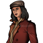How to Draw Piper Wright, Fallout