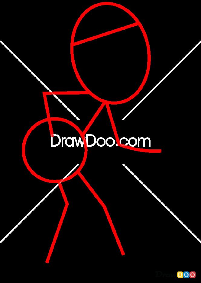 How to Draw Glenn Quagmire, Family Guy