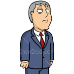 How to Draw Adam West, Family Guy