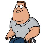 How to Draw Joe Swanson, Family Guy