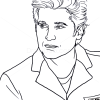 How to Draw Patrick Dempsey, Famous Actors