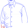 How to Draw Jon Cryer, Famous Actors
