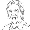 How to Draw Tim Allen, Famous Actors