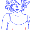 How to Draw Charlize Theron, Famous Actors
