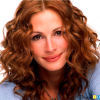 How to Draw Julia Roberts, Famous Actors