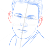 How to Draw Channing Tatum, Famous Actors