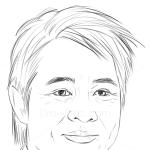 How to Draw Jet Li, Famous Actors