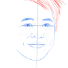How to Draw Jet Li, Famous Actors