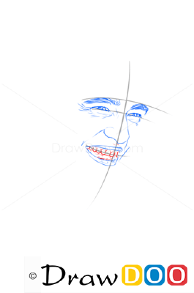 How to Draw Robert Pattinson, Famous Actors