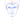 How to Draw Al Pacino, Famous Actors