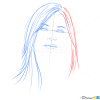 How to Draw Sandra Bullock, Famous Actors