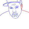 How to Draw Kanye West, Famous Singers