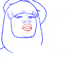 How to Draw Nicki Minaj, Famous Singers