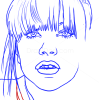 How to Draw Carly Rae Jepsen, Famous Singers