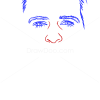 How to Draw Robin Thicke, Famous Singers