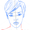 How to Draw Rihanna, Famous Singers