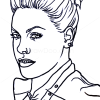 How to Draw Pink, Famous Singers