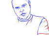 How to Draw Juan Magan, Famous Singers