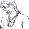 How to Draw Melendi, Famous Singers