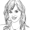 How to Draw Katy Perry, Famous Singers