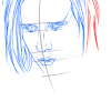 How to Draw Marilyn Manson, Famous Singers