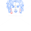 How to Draw Madonna, Famous Singers