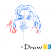 How to Draw Bob Marley, Famous Singers