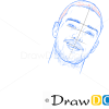 How to Draw Justin Timberlake, Famous Singers