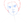 How to Draw Bruno Mars, Famous Singers