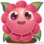 How to Draw Flower, Farm Heroes Saga