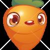 How to Draw Carrot, Farm Heroes Saga
