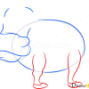 How to Draw Funny Cow, Farm Animals