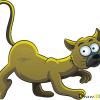 How to Draw Cat, Farm Animals