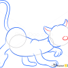 How to Draw Cat, Farm Animals