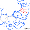 How to Draw Old Dog, Farm Animals